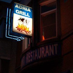Gevel Adria Grill